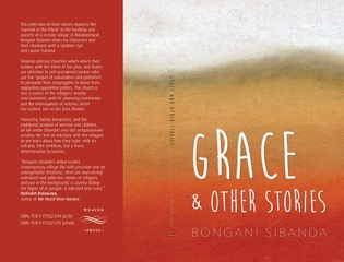 Book cover for Grace and other stories